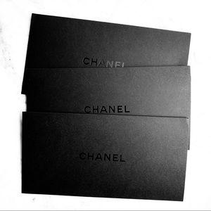 3 PC Chanel envelope